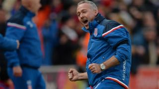 Paul Lambert badly needs a victory to boost Stoke's survival hopes