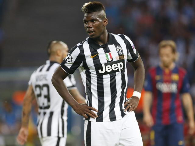 Man City's pursuit of Paul Pogba has yet to yield any concrete results