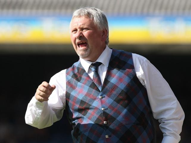 Paul Sturrock might be seeing signs of a turnaround at Huish Park