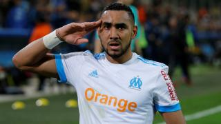 Marseille attacking midfielder Dimitri Payet