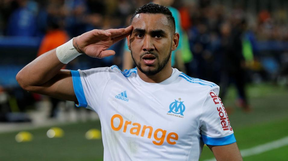 France and Marseille playmaker Dimitri Payet