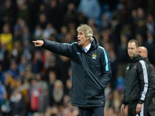Can the departing Manuel Pellegrini inspire his Manchester City side when they taken on Leicester?
