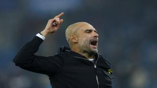 Manchester City manager, Pep Guardiola