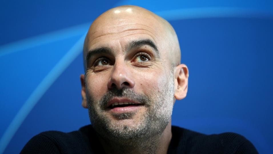 Pep Guardiola can watch his side qualify via a fourth straight win