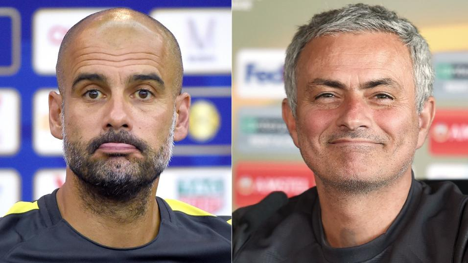 Pep v Jose: The old foes duel again on Sunday