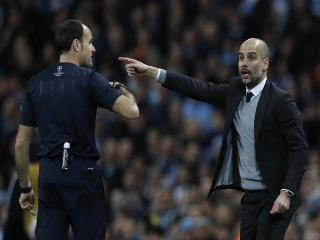 Managers will often try and get in referees' heads