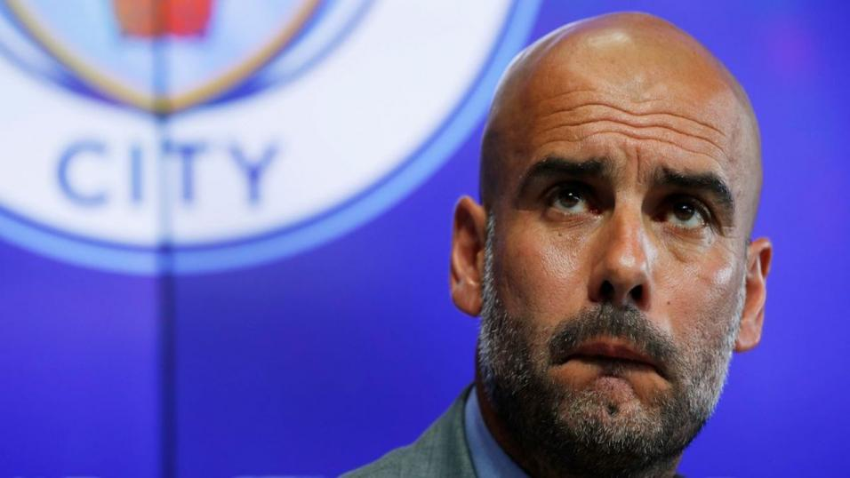 Pep Guardiola - Man City