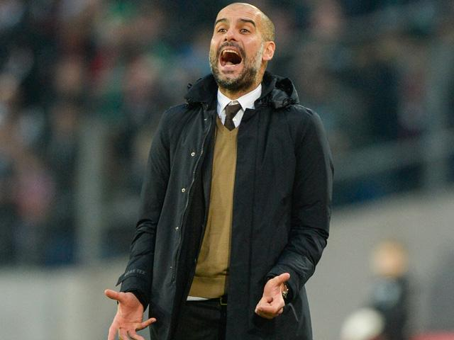 Pep Guardiola's Bayern Munich have been eliminated at this stage in the last two seasons