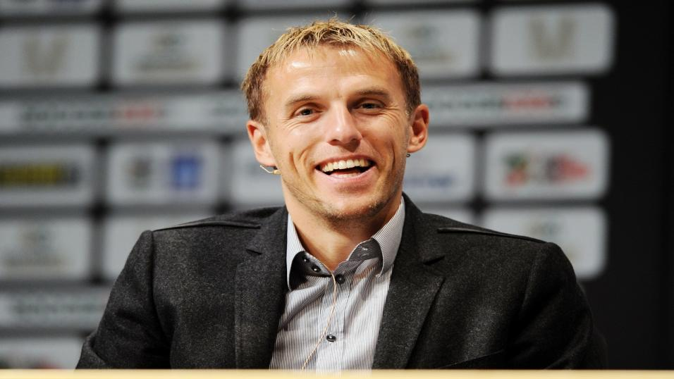 Phil Neville could help raise the profile of the women's game, according to Rachel Yankey