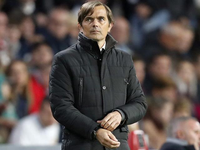 Will the pressure intensify on Phillip Cocu after PSV's match with Rostov?