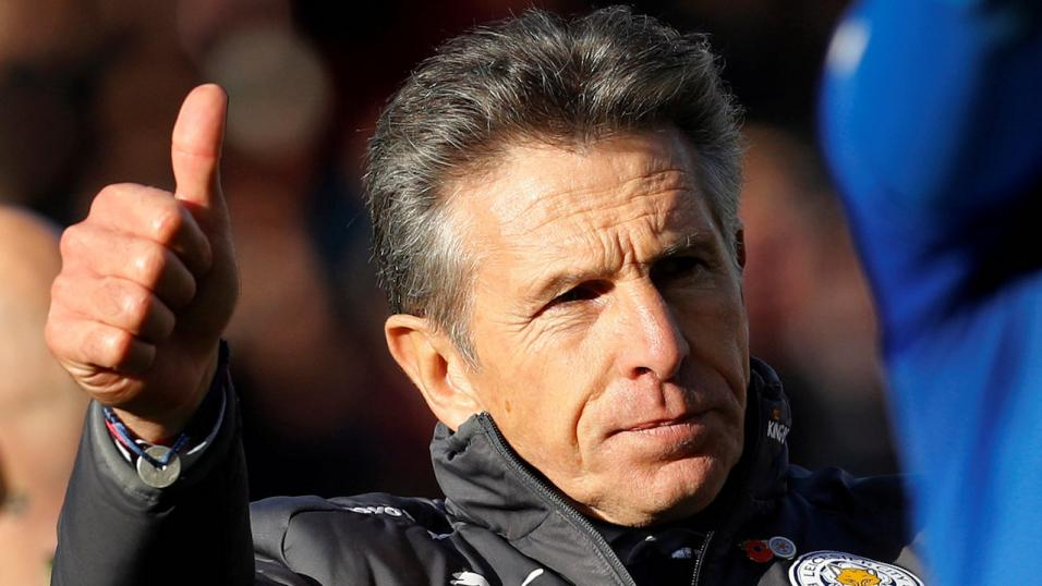 Claude Puel: 'Leicester City did not do enough to beat Stoke City'