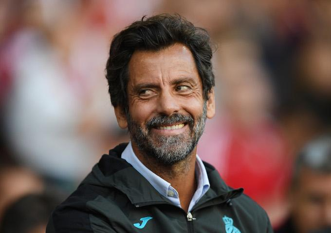 Quique Sánchez Flores has a fine record against Atlético Madrid