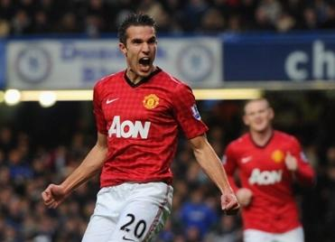 RVP and Rooney were on the scoresheet for Man Utd today