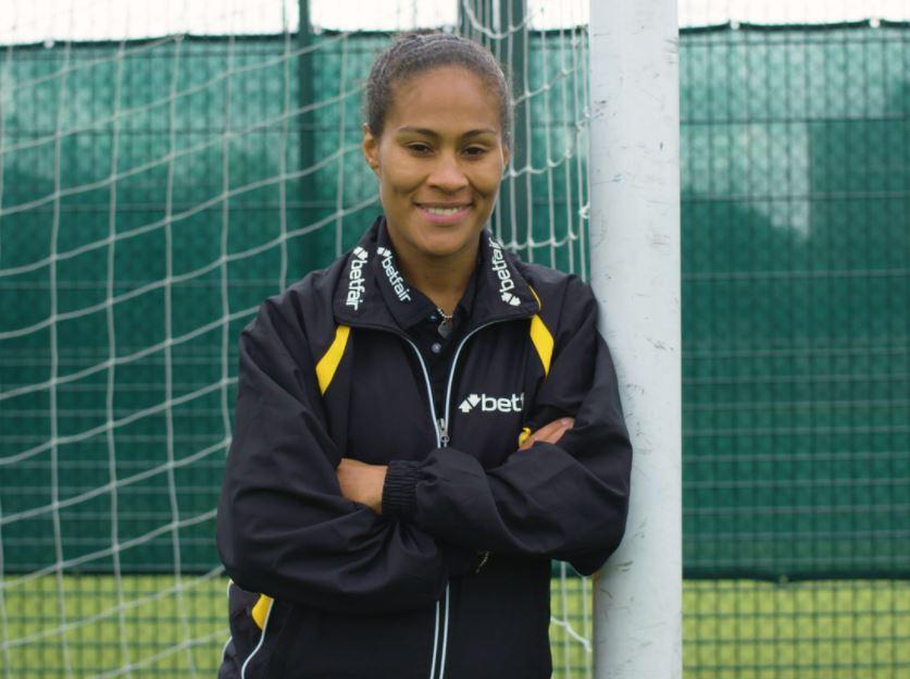 Rachel hopes the Fairer Game scheme will help break the norm in football