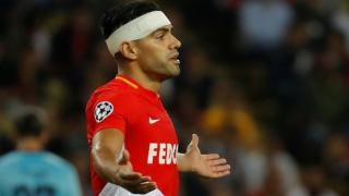Falcao has 15 goals in 16 Ligue 1 matches