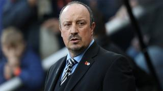 Newcastle manager - Rafa Benitez