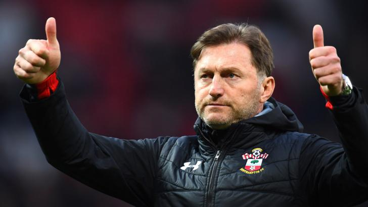 Ralph Hasenhuttl saw his players respond last weekend