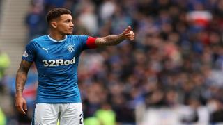 Rangers player James Tavernier