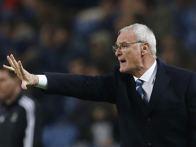 Claudio Ranieri needs Leicester to rediscover last season's solid shape