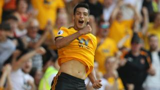 Wolves striker - Raul Jimenez