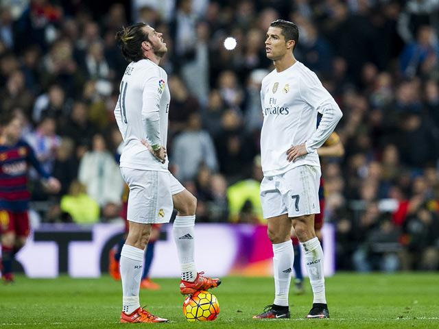 Real Madrid draw a blank in El Clasico as Bale and Ronaldo frustrate punters