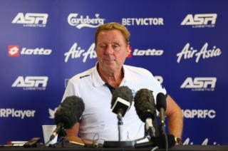 Will Harry Redknapp's QPR climb off the bottom of the Premier League after their game with Leicester?