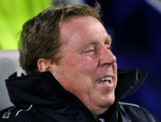 Hopefully Redknapp will have little to smile about on Saturday