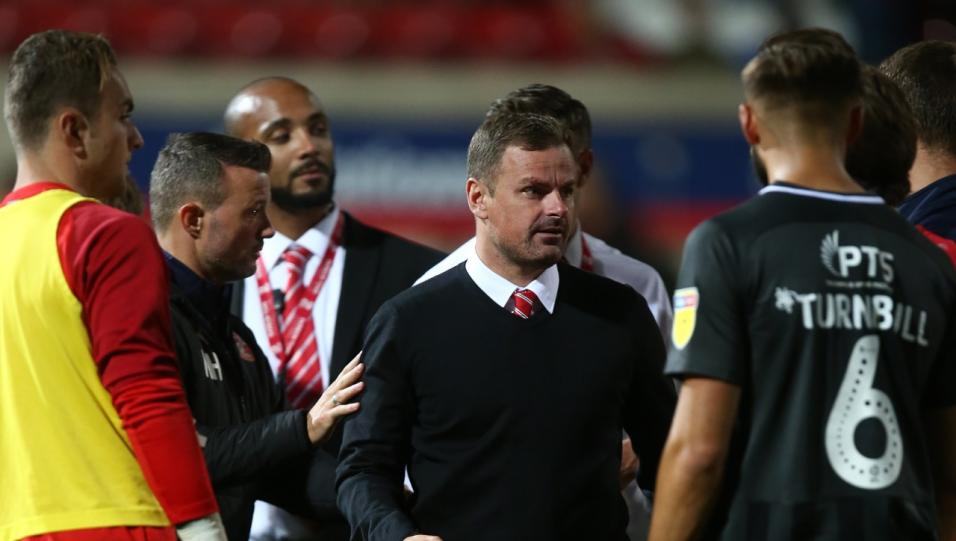 Swindon s next manager betting who releases non-farm payrolls binary options