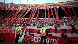 El Monumental - River Plate football fans