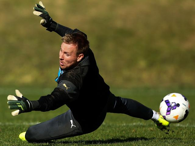 Injuries to Tim Krul and Karl Darlow have granted Rob Elliot an unexpected run in goal for Newcastle
