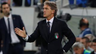 Italy manager Roberto Mancini