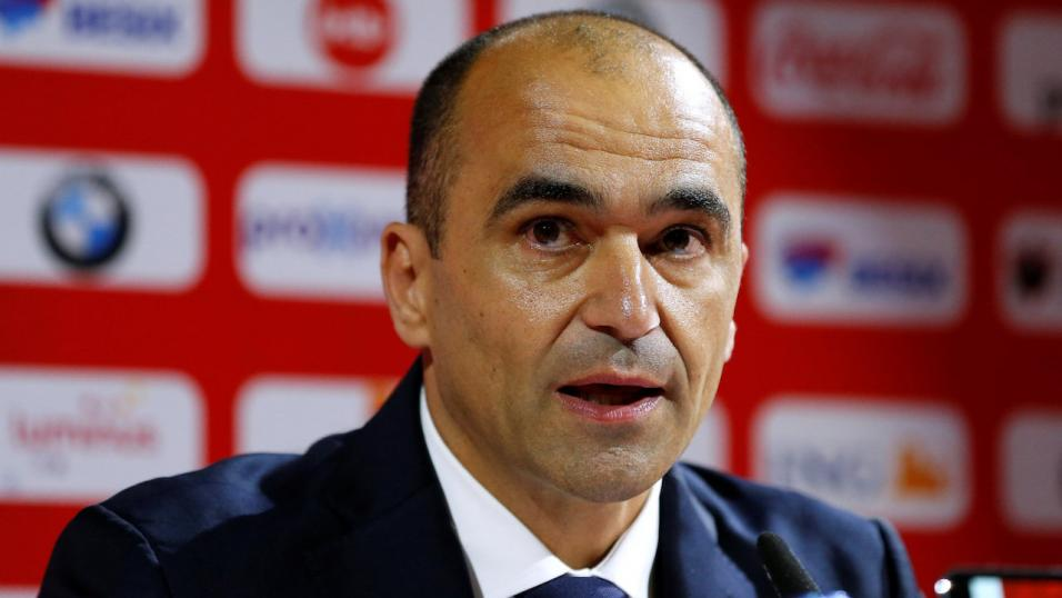 Belgium's Roberto Martinez won't rule out wholesale changes against England