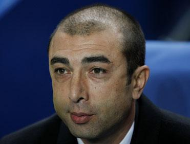Roberto Di Matteo never lost an away knockout tie at Chelsea