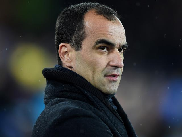 Roberto Martinez's Everton have a stunning record against West Ham