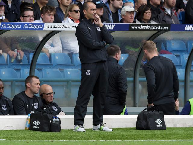 Roberto Martinez has to take the blame for his talented Everton squad being in the bottom half