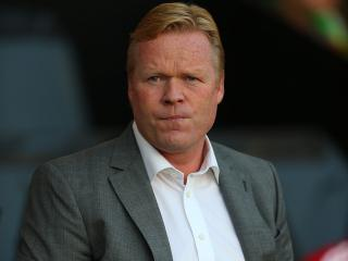 Will Ronald Koeman look happier after Southampton's match with West Ham?