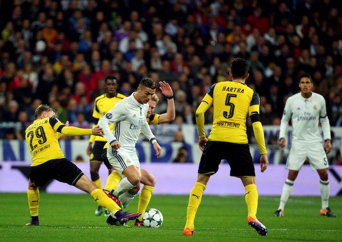 Dortmund vs madrid betting preview 5 fold definition betting trends