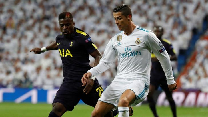 Cristiano Ronaldo netted against Spurs in Madrid and will take some stopping