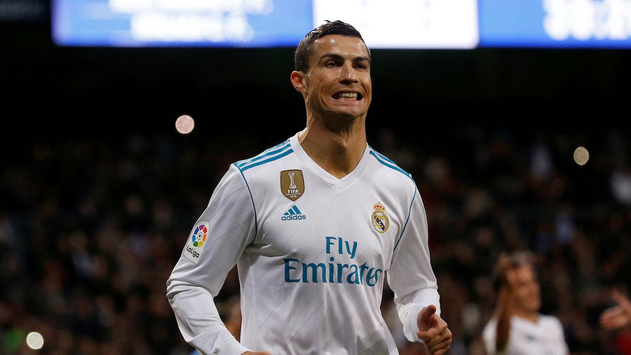 Cristiano Ronaldo endured another frustrating blank afternoon for Real Madrid at the weekend