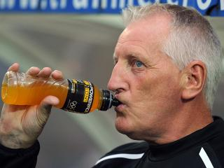 Ronnie Moore and Hartlepool are lower down the League Two table than they anticipated