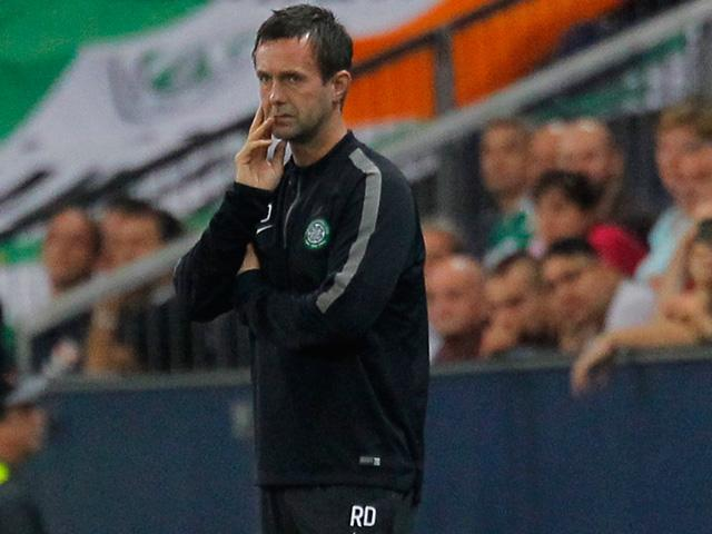 Tonight should be a formality for Ronny Deila's side