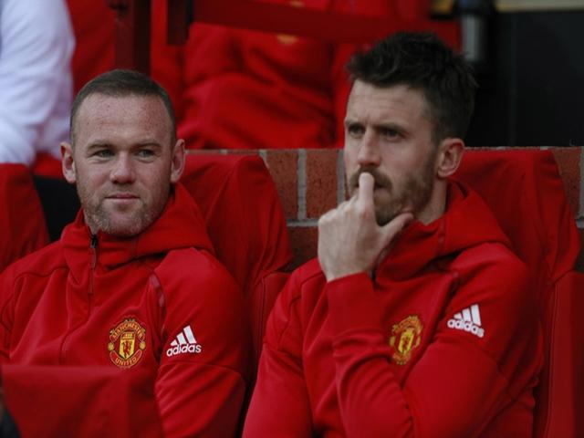 Both Rooney and Carrick could be at new clubs next season