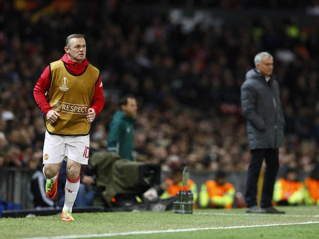 Will Man Utd's match with Crystal Palace be Rooney's last appearance for the club?