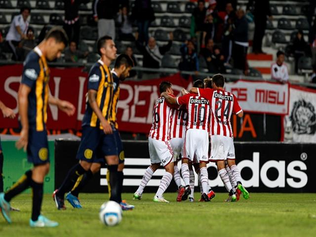 The Rosario Central players need to bounce back