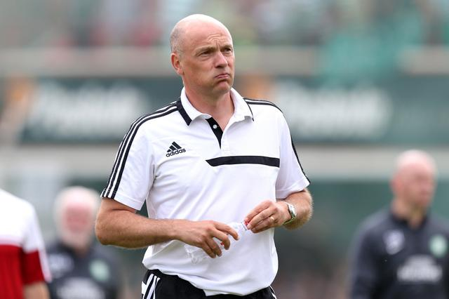 Fleetwood manager Uwe Rosler has been linked with Norwich and Wigan