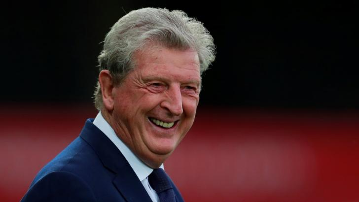 Crystal Palace boss, Roy Hodgson