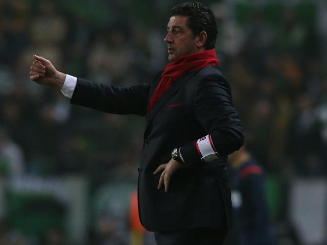 Benfica coach Rui Vitoria has ensured that the transition from Jorge Jesus has gone as smoothly as was possible