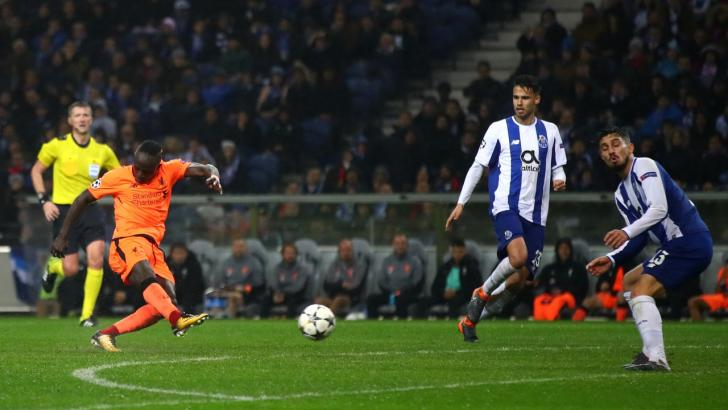 Sadio Mane: Scored a hat-trick on Liverpool's last visit to Porto