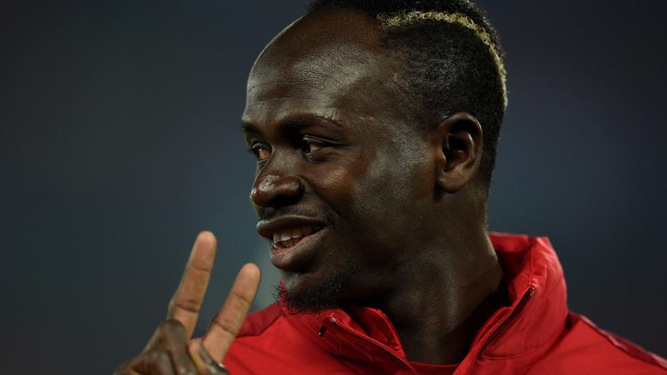Liverpool forward Sadio Mane