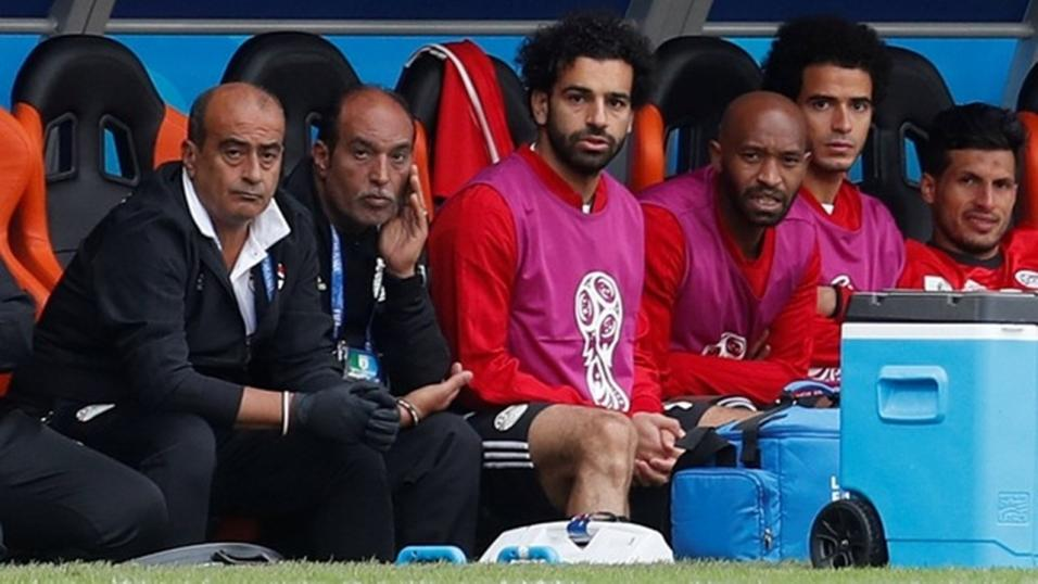 Mohamed Salah scores but Egypt face World Cup heartbreak